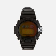 Наручные часы CASIO G-SHOCK DW-6900SP-1ER 25th Anniversary, цвет чёрный