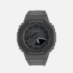 Наручные часы CASIO G-SHOCK GA-2110ET-8AER, цвет серый