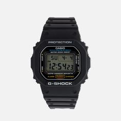 Наручные часы CASIO G-SHOCK DW-5600E-1VER, цвет чёрный
