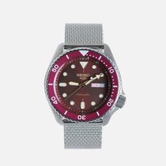 Наручные часы Seiko SRPD69K1S Seiko 5 Sports, цвет серебряный
