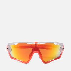 Солнцезащитные очки Oakley Jawbreaker, цвет оранжевый, размер 31mm