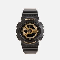 Наручные часы CASIO Baby-G BA-110-1A, цвет чёрный