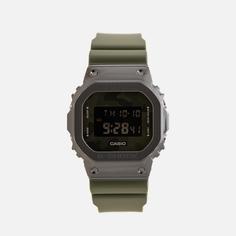 Наручные часы CASIO G-SHOCK GM-5600B-3ER, цвет оливковый