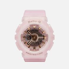 Наручные часы CASIO Baby-G BA-110SC-4AER, цвет розовый