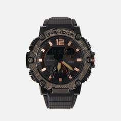 Наручные часы CASIO x Wildlife Promising G-SHOCK African Rock Python, цвет чёрный