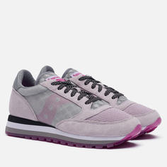 Женские кроссовки Saucony Jazz Triple, цвет розовый, размер 38.5 EU