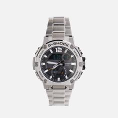 Наручные часы CASIO G-SHOCK GST-B300E-5AER G-STEEL, цвет серебряный