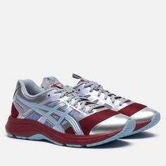 Женские кроссовки ASICS FN2-S Gel-Contend 5, цвет бордовый, размер 39 EU