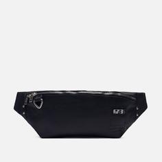 Сумка на пояс Rick Owens DRKSHDW Phlegethon Bumbag, цвет чёрный