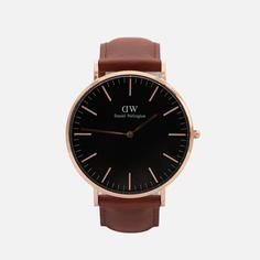 Наручные часы Daniel Wellington Classic St Mawes, цвет коричневый