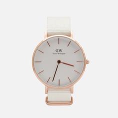 Наручные часы Daniel Wellington Petite Dover, цвет белый