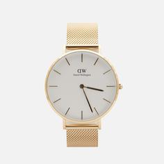 Наручные часы Daniel Wellington Petite Evergold, цвет золотой