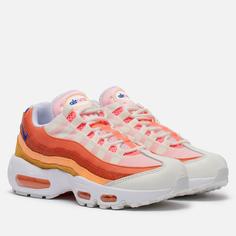 Женские кроссовки Nike Air Max 95 Campfire Orange, цвет оранжевый, размер 40 EU