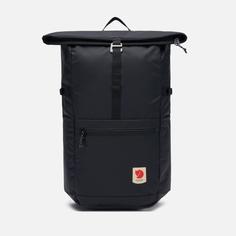Рюкзак Fjallraven High Coast Foldsack 24, цвет чёрный