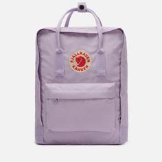 Рюкзак Fjallraven Kanken, цвет фиолетовый
