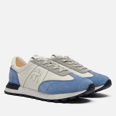 Мужские кроссовки Premiata Johnlow 5181, цвет голубой, размер 45 EU
