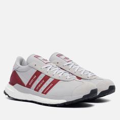 Кроссовки adidas Originals x Human Made Country, цвет серый, размер 41.5 EU