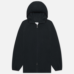 Мужская куртка ветровка Y-3 Chapter 3 Sanded Cupro Hooded, цвет чёрный, размер S