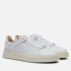 Мужские кроссовки Premiata Quinn 5255, цвет белый, размер 46 EU