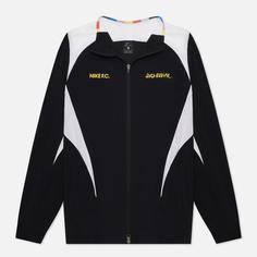 Мужская куртка Nike FC Joga Bonito, цвет чёрный, размер M
