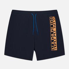 Мужские шорты Napapijri Victor Swim, цвет синий, размер M