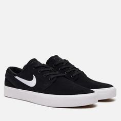 Кроссовки Nike SB Zoom Stefan Janoski Rm, цвет чёрный, размер 39 EU