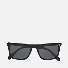 Солнцезащитные очки Oliver Peoples Bernardo Polarized, цвет чёрный, размер 56mm