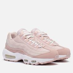 Женские кроссовки Nike Air Max 95, цвет розовый, размер 36.5 EU