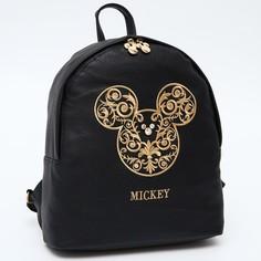 Рюкзак из искусственной кожи, микки маус Disney
