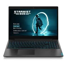 "Ноутбук LENOVO IdeaPad L340-15IRH, 15.6"", IPS, Intel Core i5 9300HF 2.4ГГц, 16ГБ, 1000ГБ, 128ГБ SSD, NVIDIA GeForce GTX 1650 - 4096 Мб, Free DOS, 81LK01NLRK, черный"