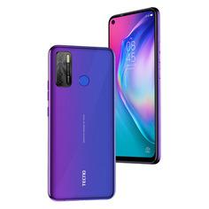 Смартфон TECNO Camon 15 64Gb, пурпурный