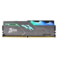 Модуль памяти KINGMAX Zeus Dragon RGB KM-LD4-3200-16GRD DDR4 - 2x 8ГБ 3200, DIMM, Ret