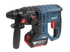 Перфоратор Bosch GBH 180-LI 0611911122 Выгодный набор + серт. 200Р!!!