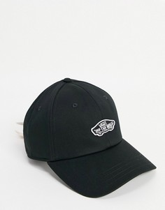 Черная кепка Vans Bow Back-Черный цвет