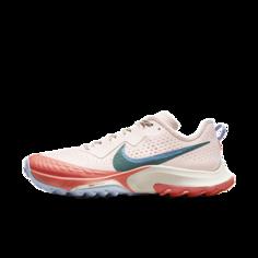 Женские кроссовки для трейлраннинга Nike Air Zoom Terra Kiger 7 - Розовый