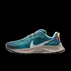 Мужские кроссовки для трейлраннинга Nike Pegasus Trail 3 - Зеленый