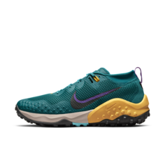 Мужские кроссовки для трейлраннинга Nike Wildhorse 7 - Зеленый