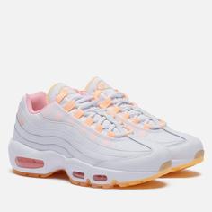 Женские кроссовки Nike Air Max 95, цвет белый, размер 36 EU