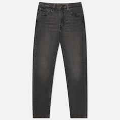 Мужские джинсы Levis 511 Slim Fit, цвет серый, размер 34/32