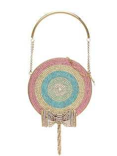 Rosantica декорированная мини-сумка