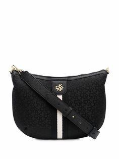 DKNY сумка на плечо с монограммой
