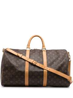 Louis Vuitton дорожная сумка Keepall Bandoulière 50 pre-owned