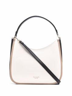 Kate Spade сумка-тоут с отделкой в полоску