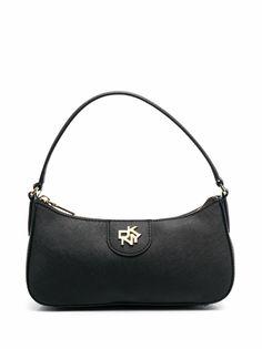 DKNY фактурная сумка с логотипом