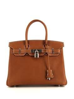 Hermès сумка Birkin 30 2020-го года Hermes