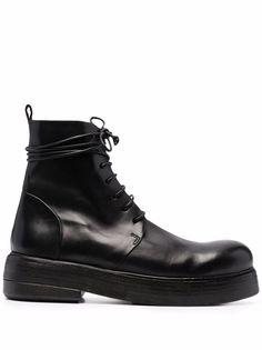 Marsèll ботинки Zuccolona на шнуровке