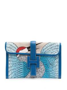 Hermès клатч Jige PM pre-owned Hermes