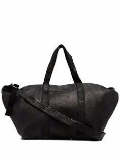 Guidi дорожная сумка на молнии с верхними ручками
