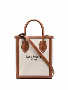 Balmain сумка-шопер на плечо B-Army 26