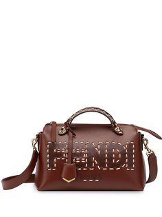 Fendi сумка-тоут By The Way с логотипом